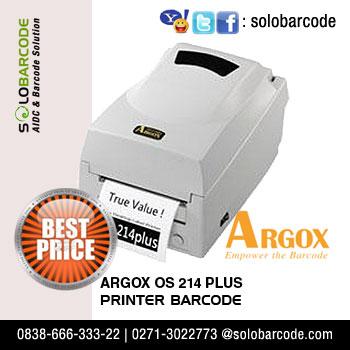 Argox os 214 printer