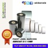 Paket Label & Ribbon Barcode