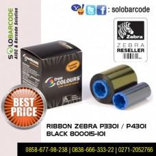 Ribbon Zebra P330i / P430i Black
