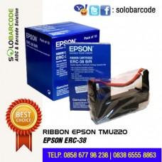 Ribbon ERC38 - Epson TMU220