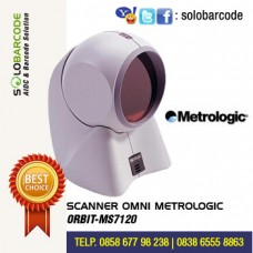 Scanner Barcode MS-7120