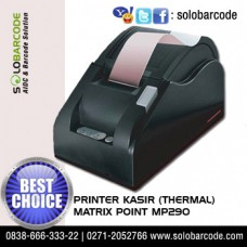 Printer MP290 (Manual Cutter)