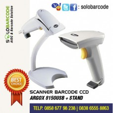Scanner Barcode AS8150