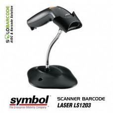 Scanner Barcode LS1203 (Laser)