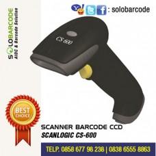Scanner Barcode CS600
