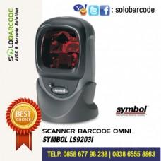 Scanner Barcode Symbol LS9203i