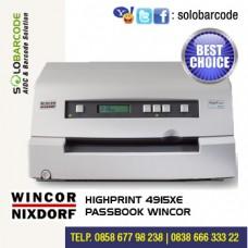 Passbook Wincor 4915xe